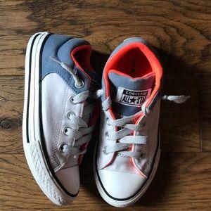 Converse Shoes - Boys Converse All-Stars 1Y